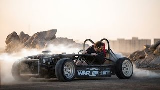 V8 War Machine Exomotive Exocet for sale