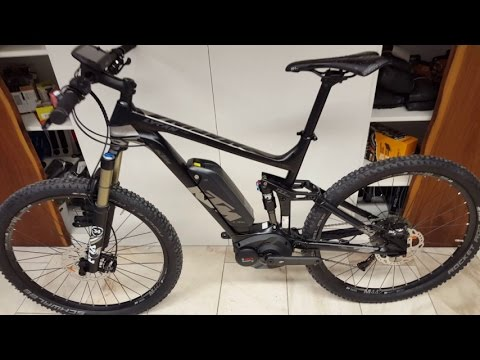 ktm bosch e bike fully macina lycan 27 5 cx5 modell 2016. Black Bedroom Furniture Sets. Home Design Ideas