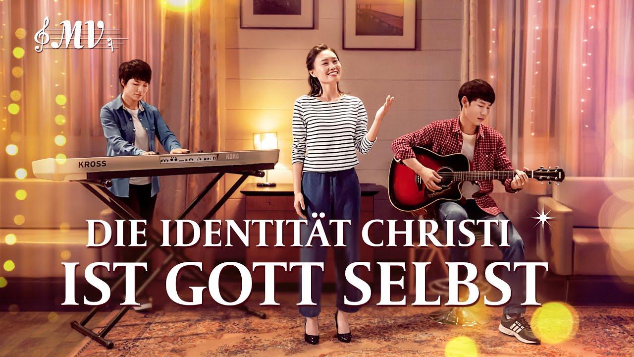Die Identität Christi ist Gott Selbst | Christliches Musikvideo