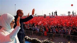 Turkey's Erdogan Backs Return of Death Penalty