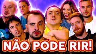 NAO PODE RIR! com Luba, Gigante Leo, Kaio Oliveira e Marcela Lahaud