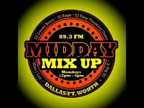 KNON 89.3 Midday Mixup Tejano Throwback Mix 2