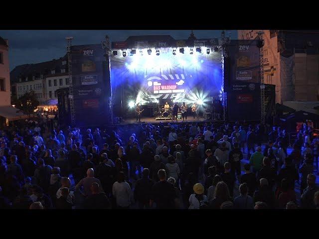 Newcomer-Night eröffnet 18. Stadtfest