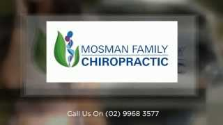 Mosman Chiropractor Video Tips: 7 Common Causes Of Back Pain