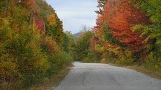 Vermont Back Roads Fall Ride 10 12 15
