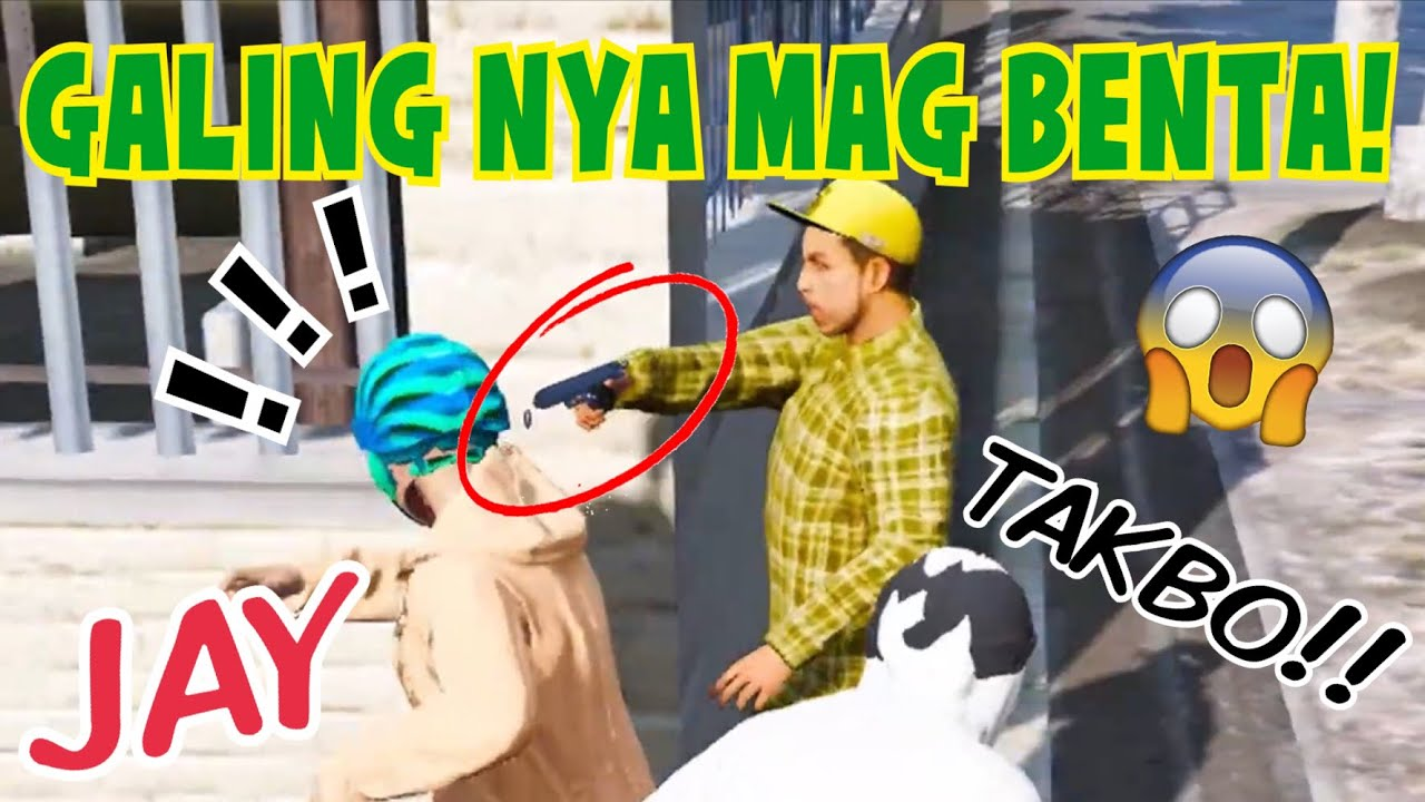 GOOD BYE EMS, HELLO TO BENTA NG TAWAS! - GARD GTA 5 RP