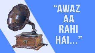 """""""Awaz aa rahi hai…"""" – jeder kennt den Vers, doch wer kennt die Geschichte?"""