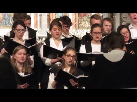 Wadham College Choir, Kelly Magnificat