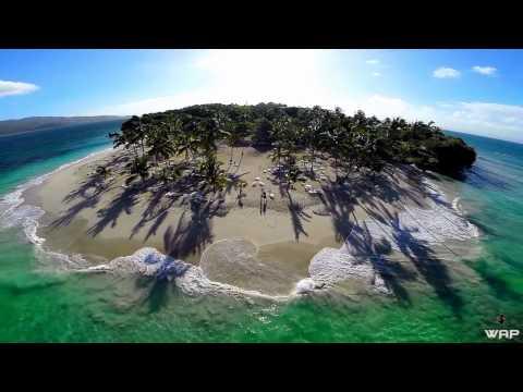 Our trip to Dominican Republic Cayo Levantado Bacardi Beach 2015 HD