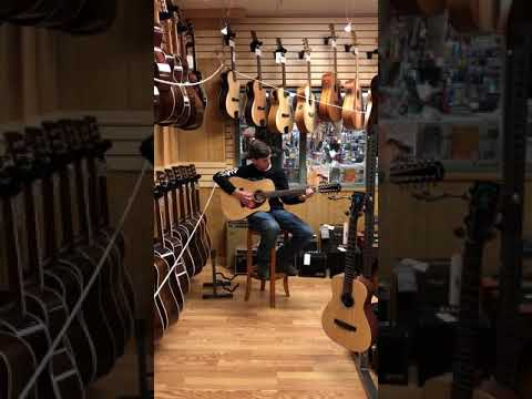 Pink Floyd-wish you were here on a 12 string