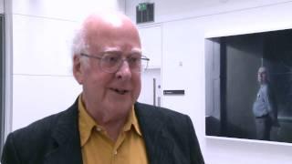 Interview with Professor Peter Higgs
