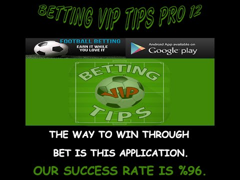 Betting VIP Tips Pro How to ALWAYS win with Football Betting