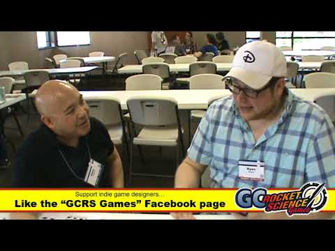 GCRS Games @ Protospiel Indy 2018: Ryan Schoon Interview