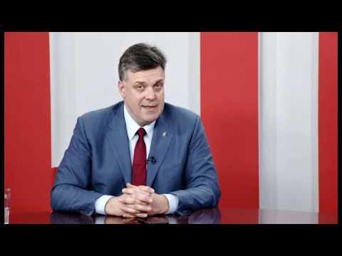 Актуальне інтерв'ю. Олег Тягнибок. Чого чекати українцям від цих виборів?