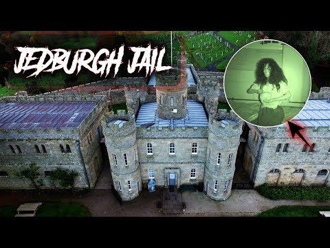 Jedburgh Castle Jail | Haunted Finders