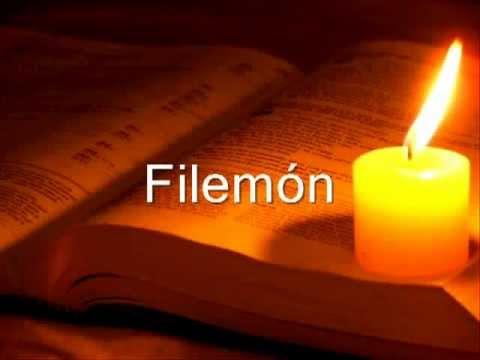 Carta del Apóstol Pablo a Filemón: Audio Libro completo