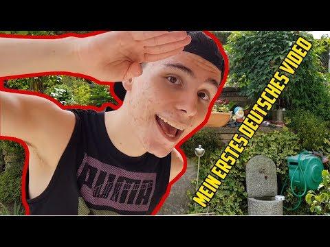MY FIRST GERMAN VIDEO - Vlog #7
