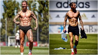Sergio Ramos is a Beast at 34 ● Amazing Physique ● Sergio Ramos Workout ● 2020
