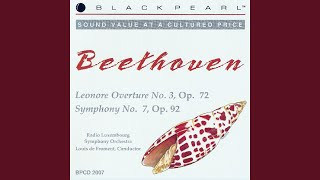 Symphony No. 7 in A Major, Op. 92: I. Poco sostenuto - Vivace