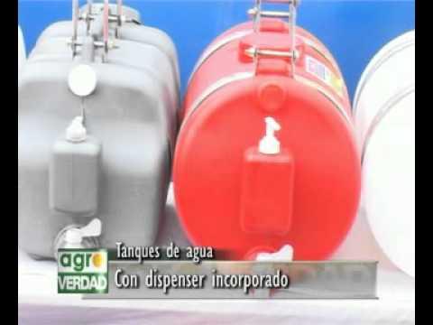 Novedoso dispositivo para tanques de agua en camiones y for Criadero de cachamas en tanques