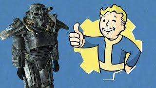 Fallout 4 Прокачка персонажа, силовая броня, коготь смерти 2