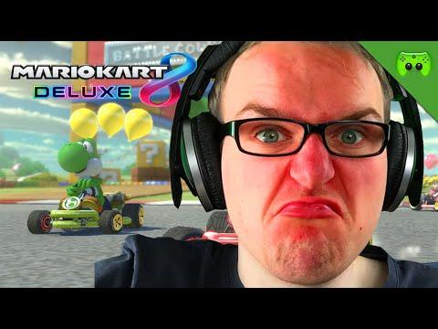 WUT 🎮 Mario Kart 8 Deluxe #28