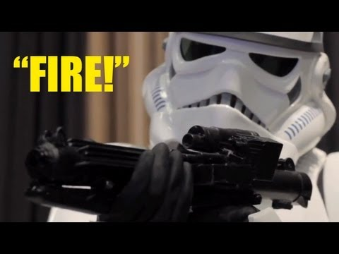 Copyright Wars: Stormtrooper Madness