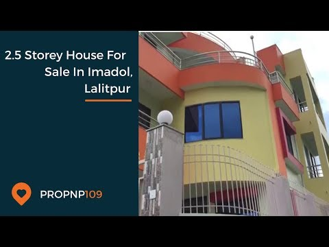 House for sale in Imadol, Lalitpur (Real Estate in Nepal)