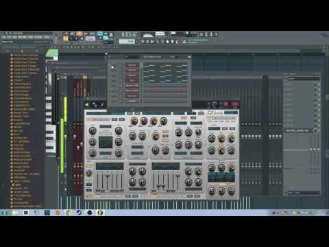 Fl studio - Melodic Progressive House Tutorial *free FLP*