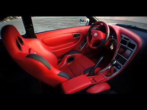 Toyota Celica 2016 >> 2016 Toyota Celica Interior