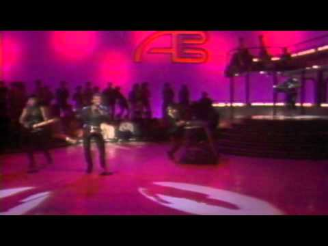 Shalamar - Dancing In The Sheets & Interview (American Bandstand)