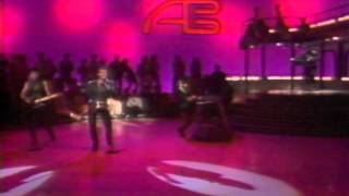 Shalamar - Dancing In The Sheets & Interview (Live On American Bandstand)