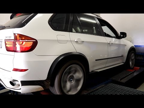 BMW X5 30d E70 Performance Chip Tuning - ECU Remapping - DPF Remove