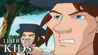 Liberty's Kids HD 132 - Benedict Arnold | History Videos For Kids