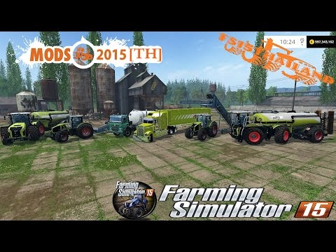 Farming Simulator 2015 #Bio Gass/Mods Claas/Pass2