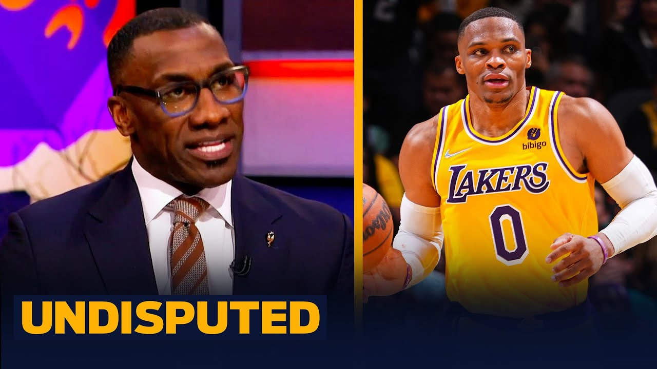 Download Russ Westbrook's big performance leads to Lakers win vs. Spurs - Skip & Shannon I NBA I UNDISPUTED
