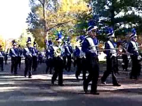 Quincy High School Marching Band