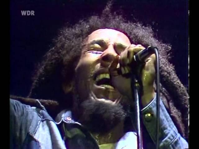 Bob Marley - Live - Westfalenhalle, Dortmund (Rockpalast) - 1980 (Full concert)
