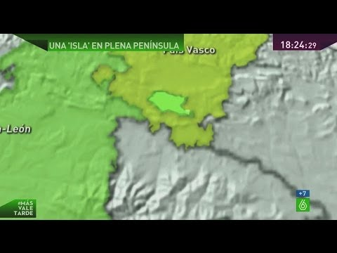 Más Vale Tarde - El Condado de Treviño, un trozo de Burgos en medio de Álava