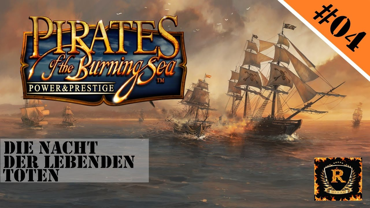 Pirates Of The Burning Sea Deutsch