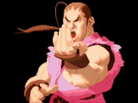 Street Fighter Alpha 2 Dan Theme