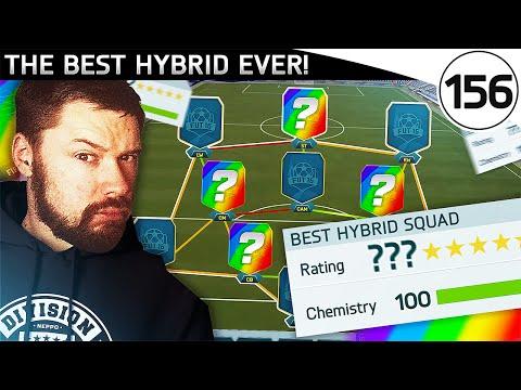 BEST HYBRID EVER! - FUT DRAFT TO GLORY #156