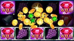 Bally Wulff Online - Sticky Diamonds - Freispiele auf 1 Euro Einsatz - Echtgeld