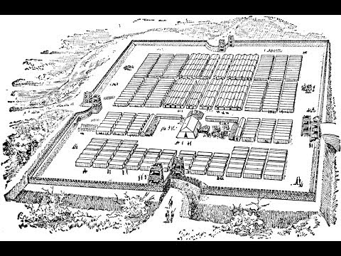 Components Of A Roman Military Camp