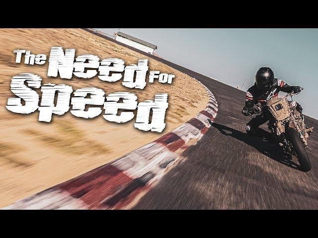 The Need for Speed / CBR600RR / MotoGeo Adventures