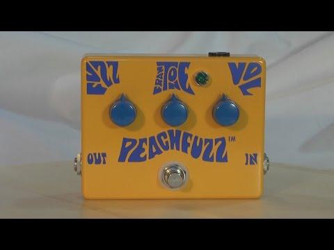 New Frantone Peachfuzz Demo - With Shredcam!