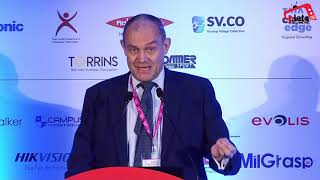 13th WES, Mumbai: Opening Session- Mark Parkinson, Investment Director, International Schools...
