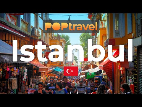 Walking In ISTANBUL / Turkey 🇹🇷- Kadıköy Tour (Asian Side) - 4K 60fps (UHD)