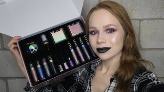 WetnWild Goth-o-graphic Collection | Demo, Swatches, & Review
