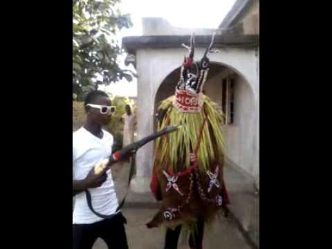 young ekun baba odeh hunting society yundum the gambia